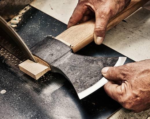 Werkzeug kaufen in Kärntne mit einer lebenslangen Garantie beim Hammerwerk Müller