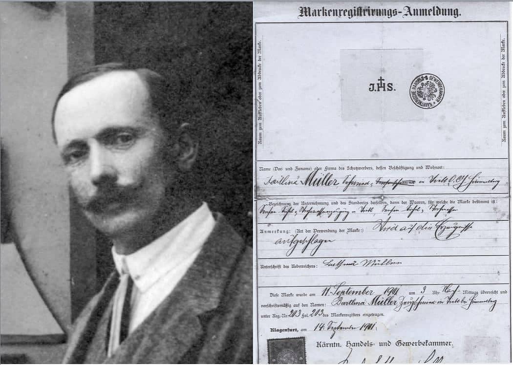 Müller Hammerwerk 1901
