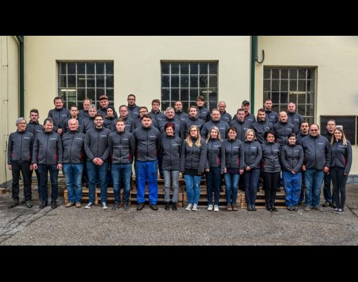 Team vom Müller Hammerwerk